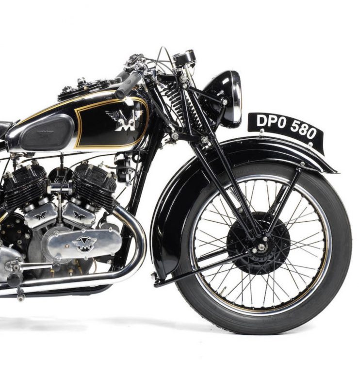 Matchless Model X Front 740x777 - Matchless Model X