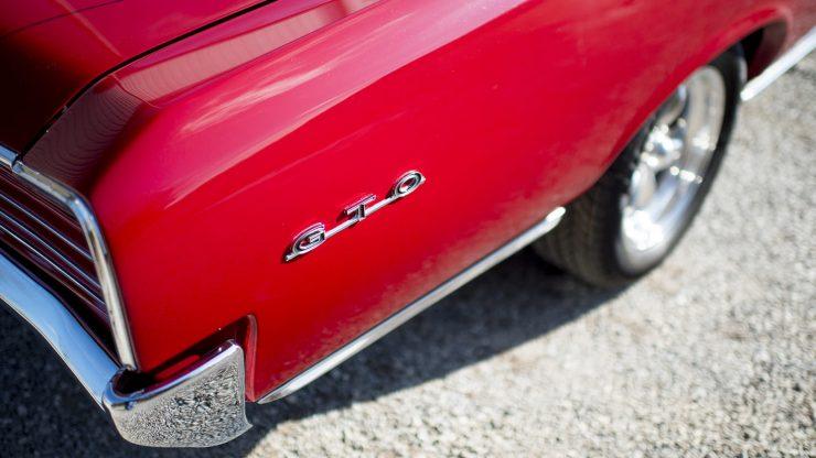 Pontiac GTO Badge 2 740x416 - 1966 Pontiac GTO