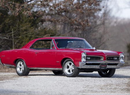 Pontiac GTO Front Angle 450x330 - 1966 Pontiac GTO