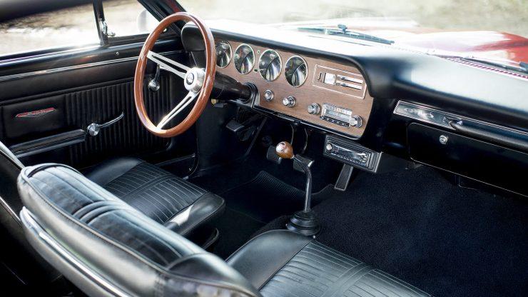 Pontiac GTO Interior 740x416 - 1966 Pontiac GTO