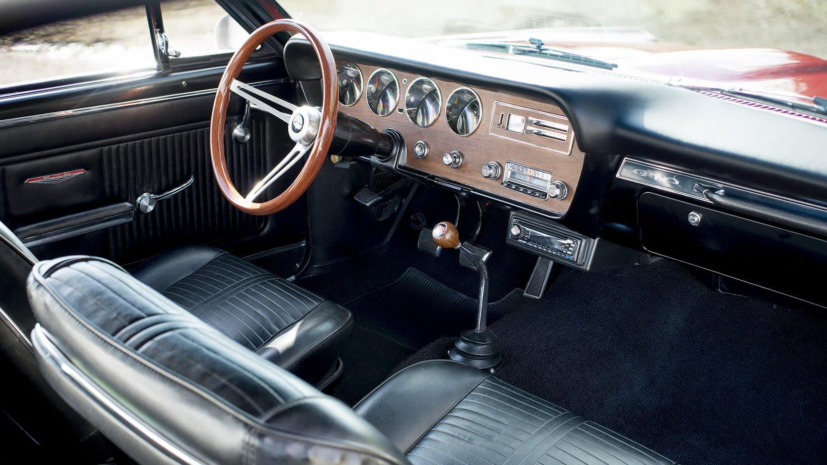 Pontiac GTO Interior 740x416   1966 Pontiac GTO