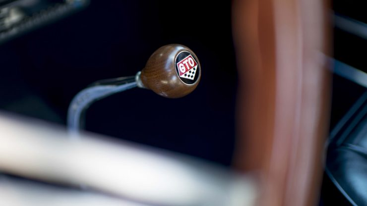 Pontiac GTO Shifter 740x416 - 1966 Pontiac GTO