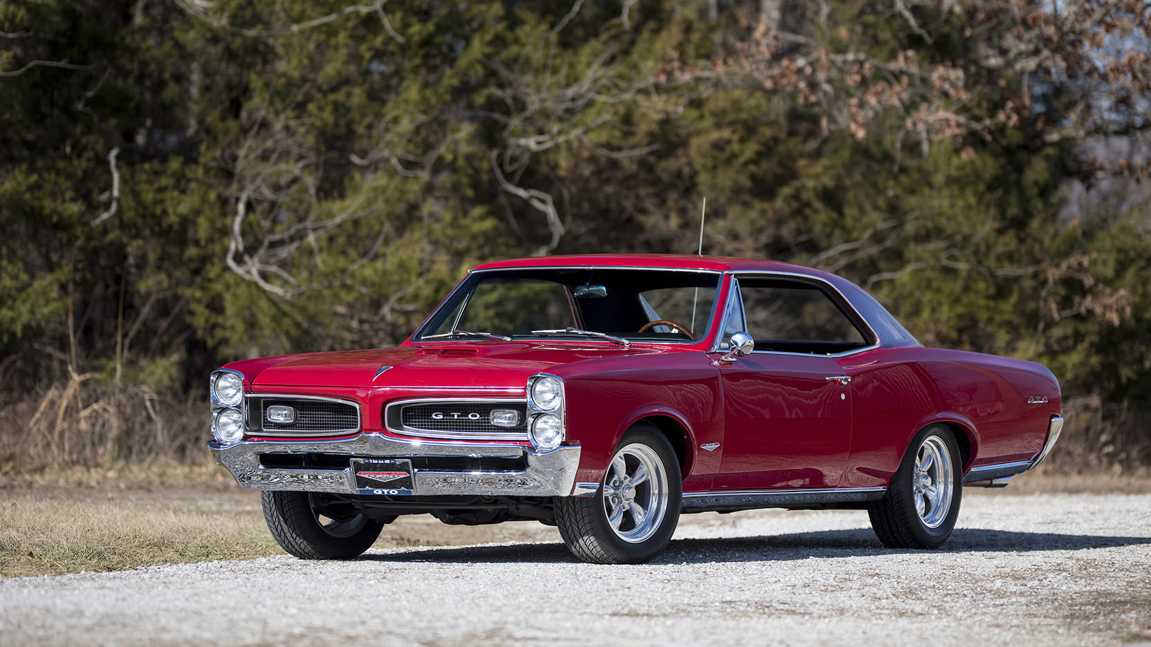 The Used Car Factory >> 1966 Pontiac GTO