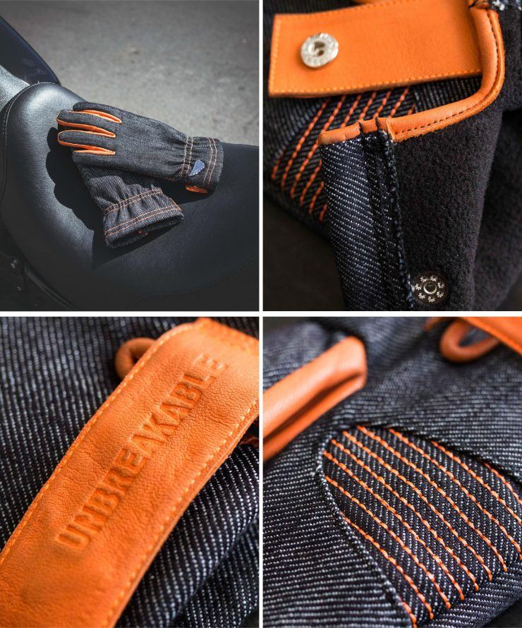 Saint Unbreakable Motorcycle Gloves 2 740x890 - Saint Unbreakable Motorcycle Gloves