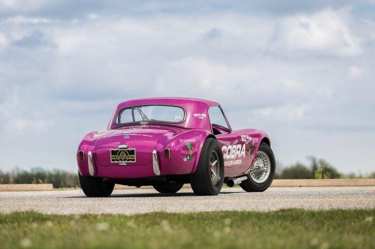 """Shelby 289 Cobra 1 740x493 - 1963 Shelby 289 Cobra """"Dragonsnake"""""""