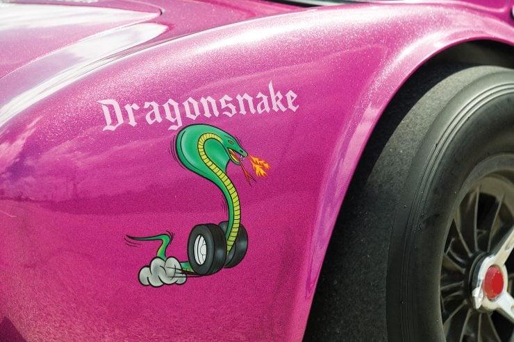 """Shelby 289 Cobra 3 740x493 - 1963 Shelby 289 Cobra """"Dragonsnake"""""""