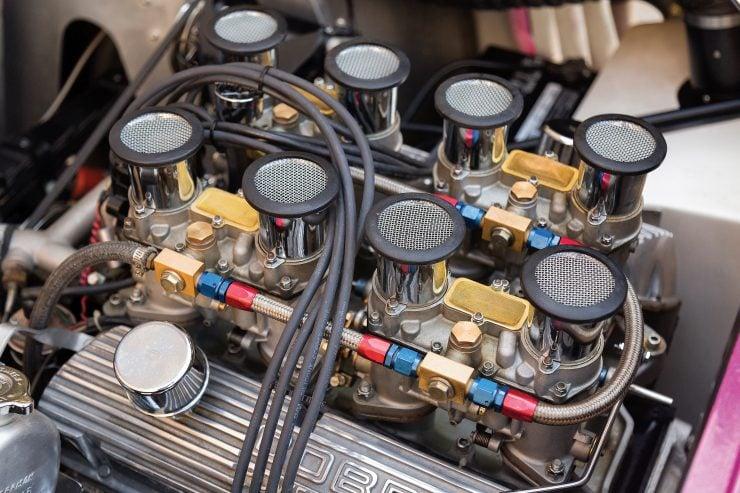"""Shelby 289 Cobra 4 740x493 - 1963 Shelby 289 Cobra """"Dragonsnake"""""""