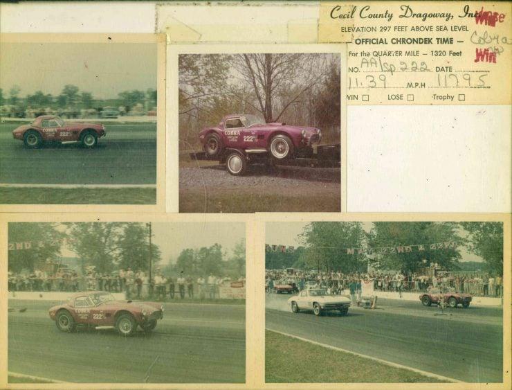 """Shelby 289 Cobra 9 740x563 - 1963 Shelby 289 Cobra """"Dragonsnake"""""""