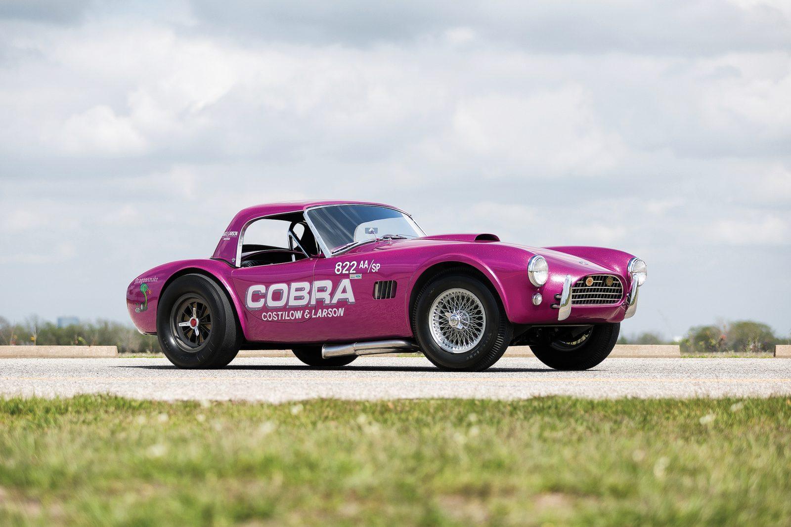 """Shelby 289 Cobra Main Hero 1600x1067 - 1963 Shelby 289 Cobra """"Dragonsnake"""""""