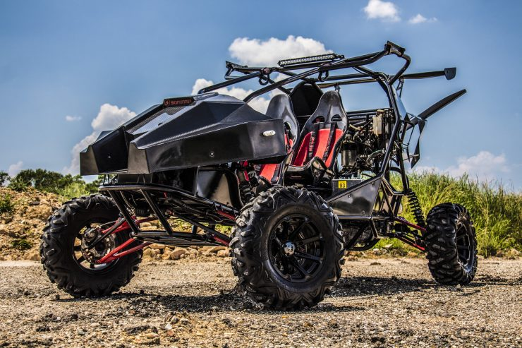 Skyrunner 1 740x493 - The Skyrunner Flying Buggy