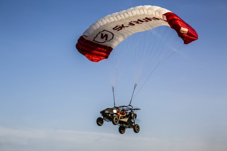 Skyrunner 10 740x493 - The Skyrunner Flying Buggy