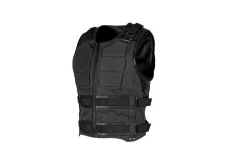 Speed and Strength True Grit Armored Motorcycle Vest Main Hero Image 450x330 - Speed and Strength True Grit Armored Motorcycle Vest