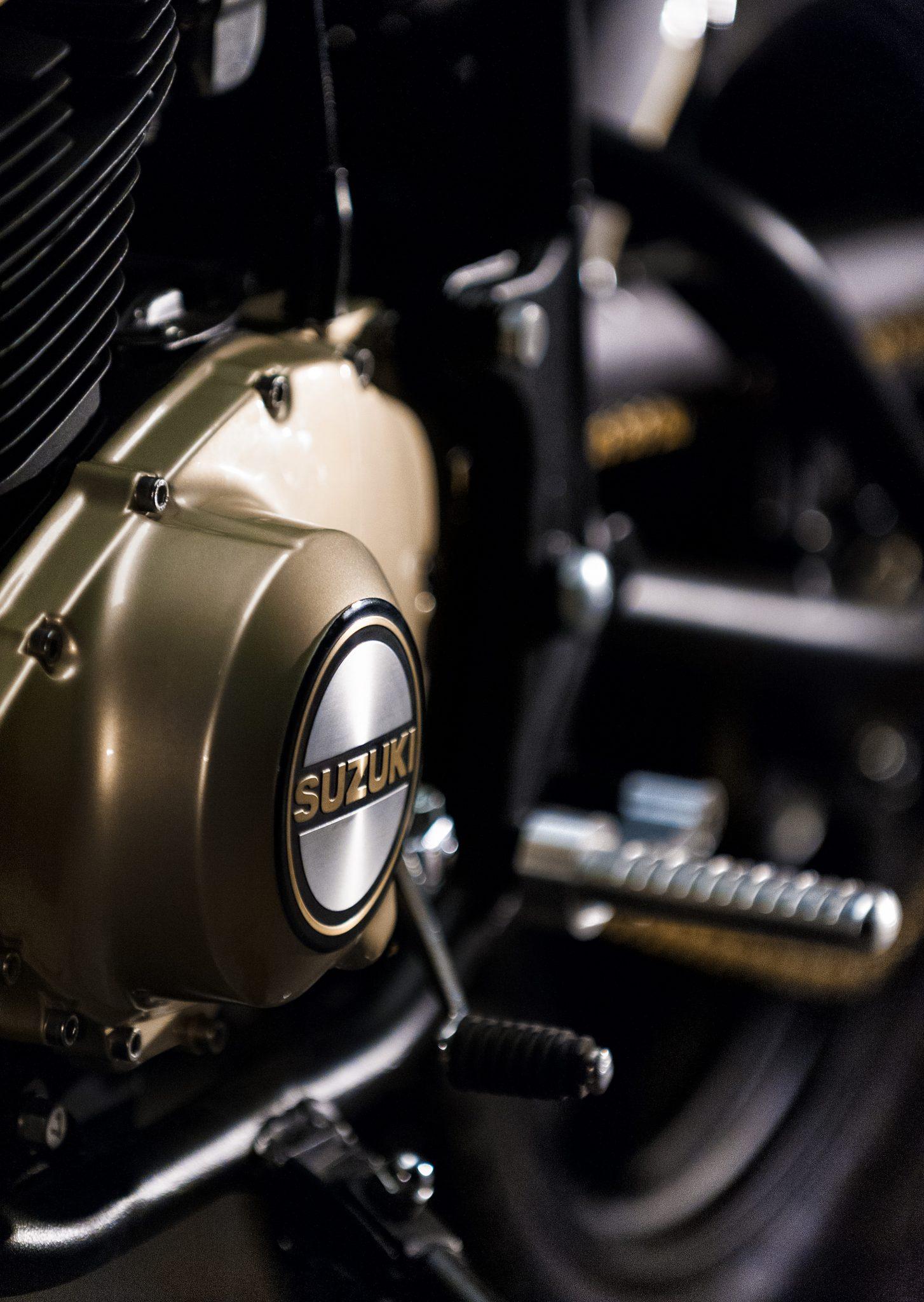 C Racer Suzuki Gsx250