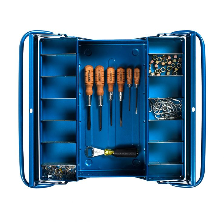 Trusco Toolbox 1 740x734 - Original Trusco Cantilever Toolbox