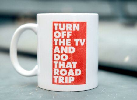 Turn Off The TV Mugs 450x330