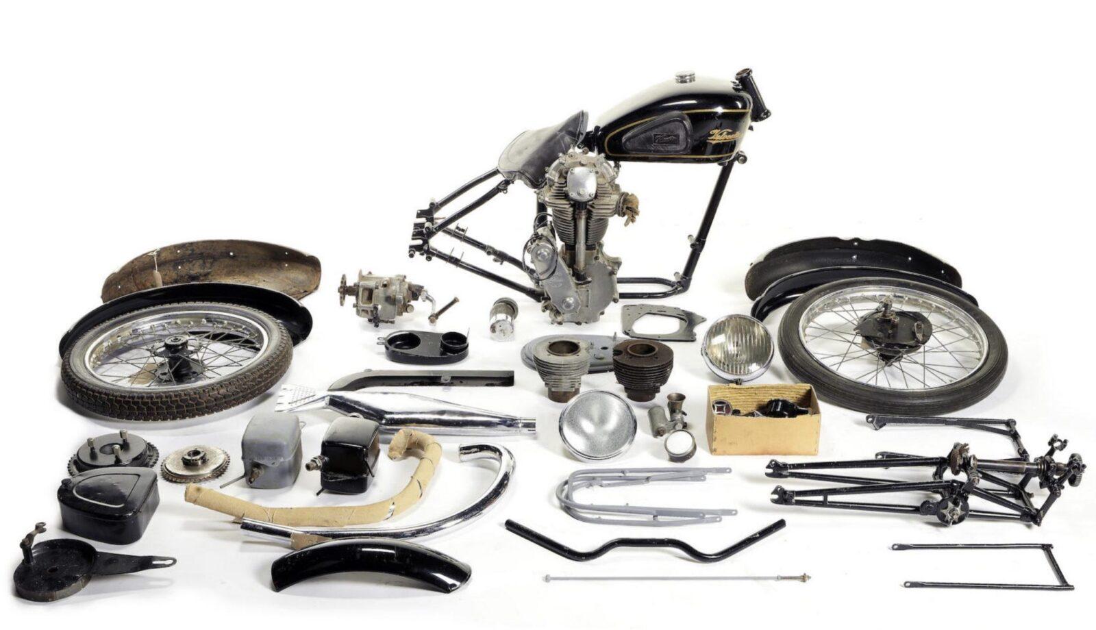 VELOCETTE 349CC KSS e1492240506727 1600x920 - Velocette KSS MkII Project Motorcycle