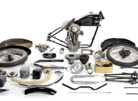 VELOCETTE 349CC KSS e1492240506727 450x330 - Velocette KSS MkII Project Motorcycle