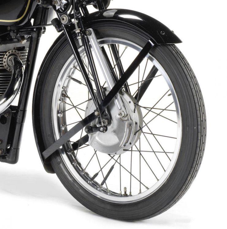 Velocette KTT Motorcycle 12 740x748 - 1949 World Championship Winner - Velocette KTT