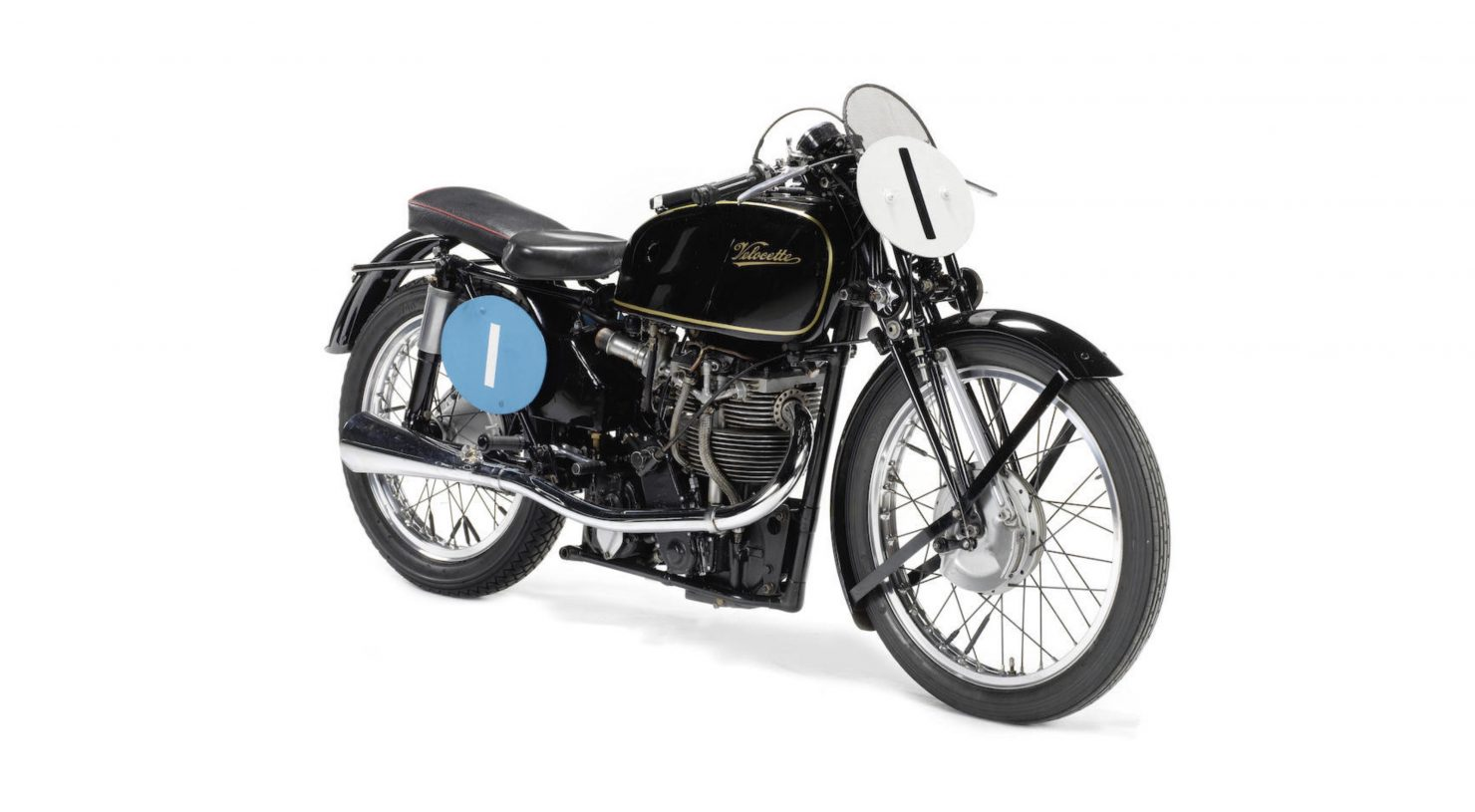 1949 World Championship Winner Velocette Ktt
