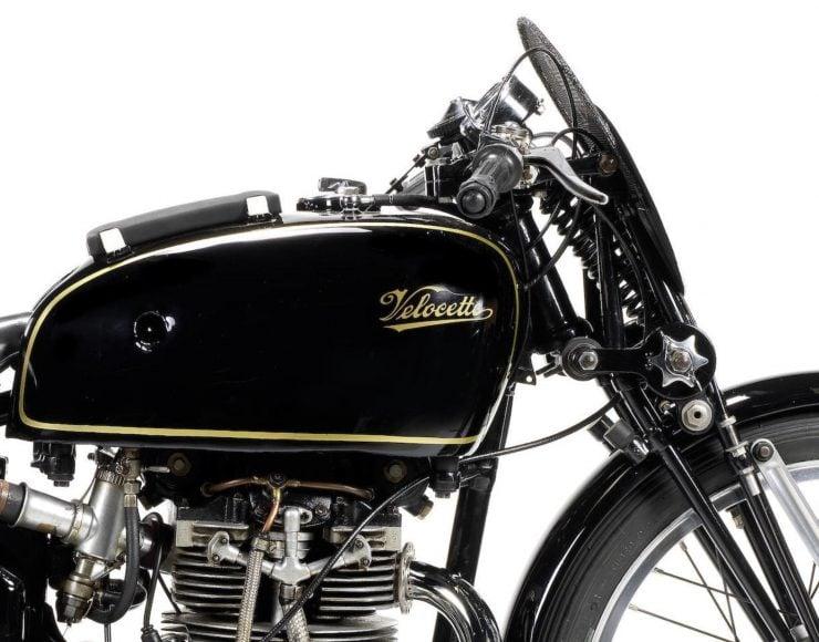 Velocette KTT Motorcycle 3 740x580 - 1949 World Championship Winner - Velocette KTT