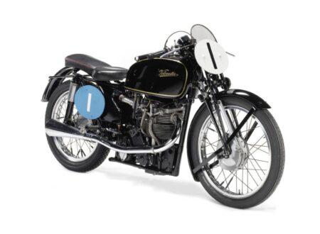 Velocette KTT Motorcycle 450x330 - 1949 World Championship Winner - Velocette KTT