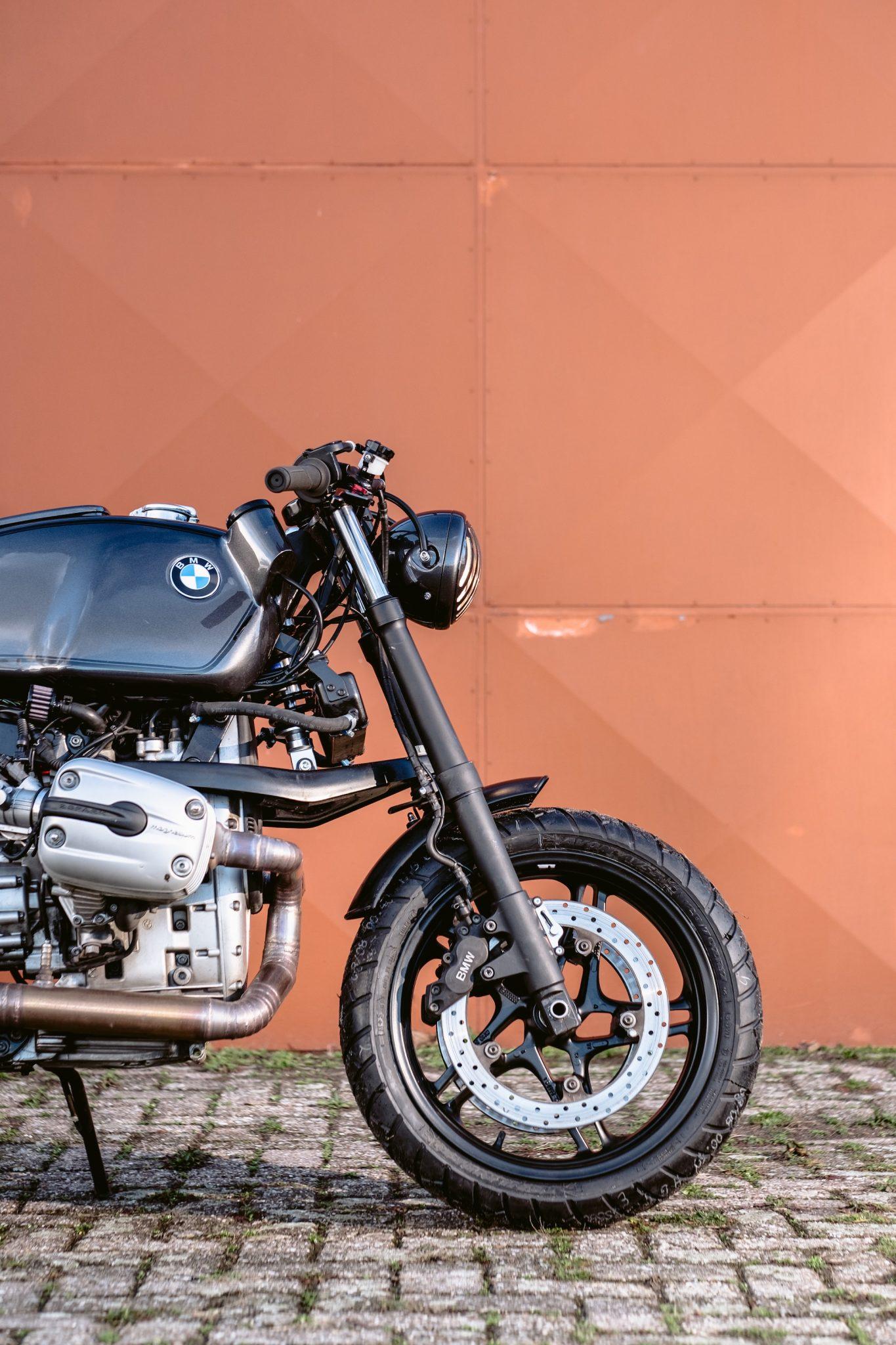 Bmw R S Custom Motorcycle