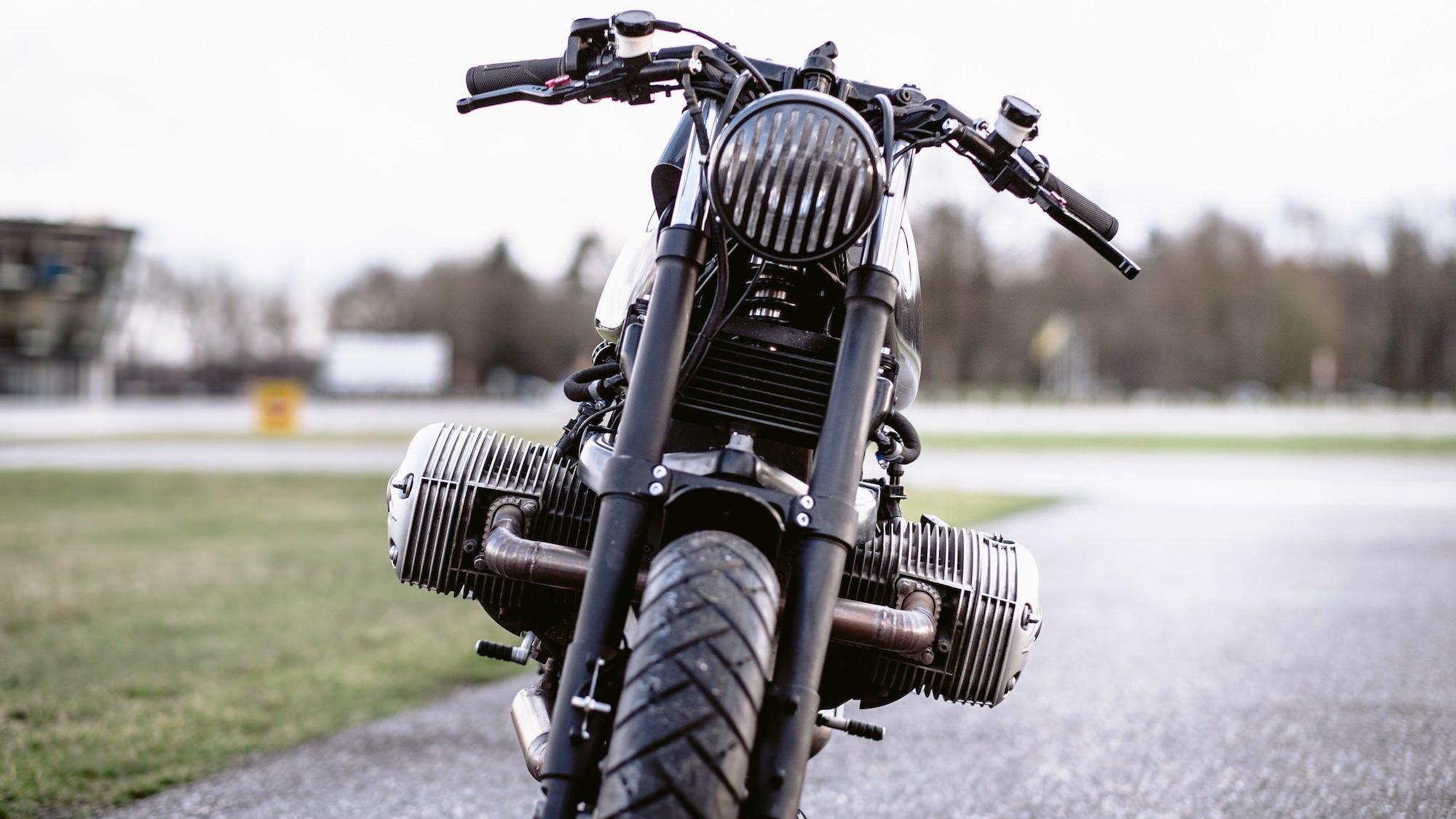 Moto Adonis Bmw R1100s