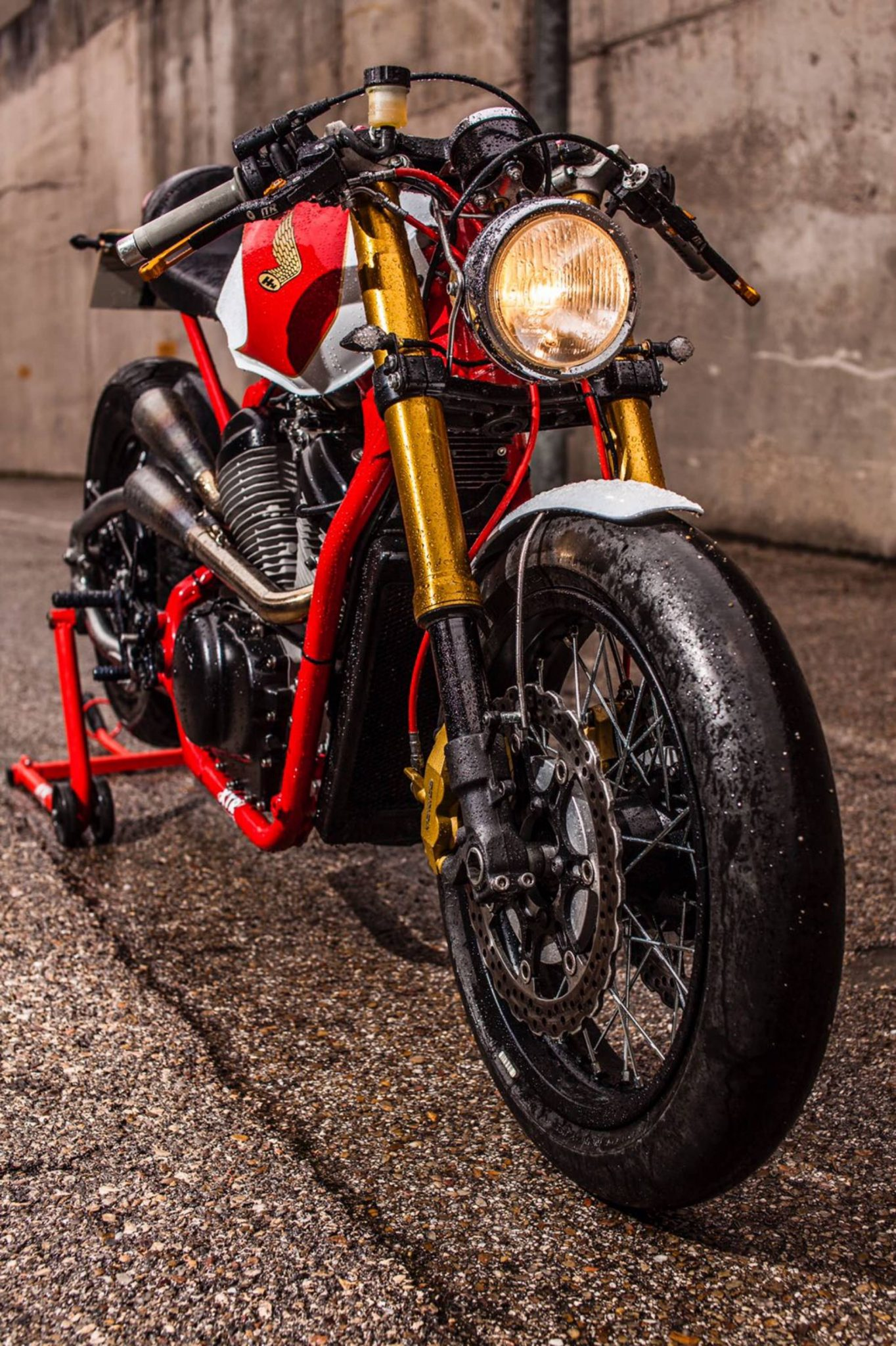 Xtr Pepo Honda Shadow Custom