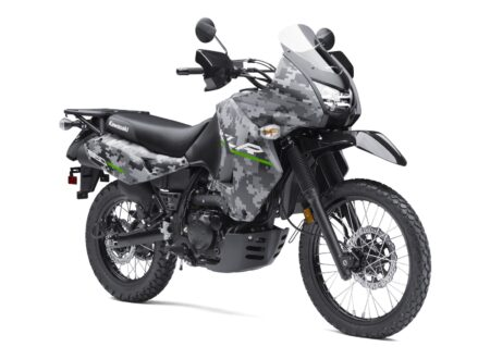 kawa 450x330 - A Brief History of the Kawasaki KLR650