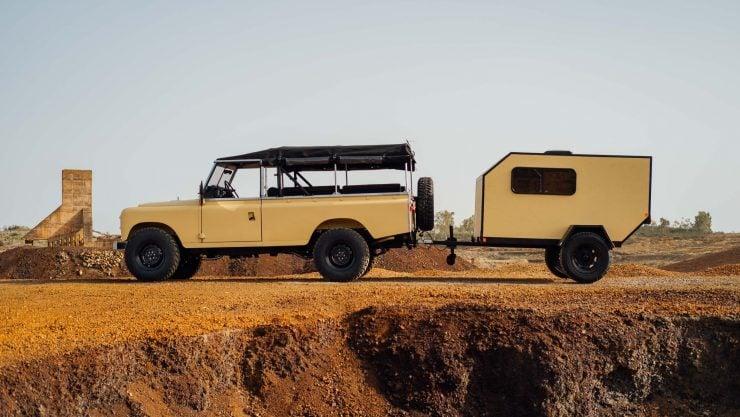 land rover series iii 10 740x417 - Land Rover Series III LWB