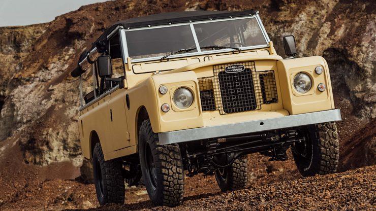 land rover series iii 11 740x416 - Land Rover Series III LWB