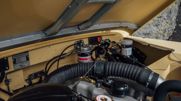 land rover series iii 17 740x416 - Land Rover Series III LWB