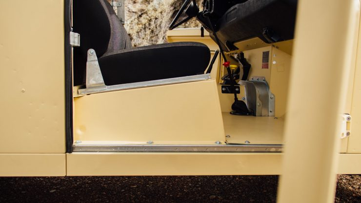 land rover series iii 20 740x417 - Land Rover Series III LWB