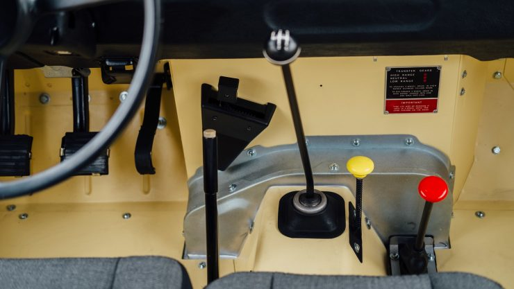 land rover series iii 28 740x417 - Land Rover Series III LWB