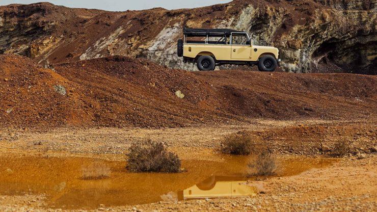 land rover series iii 30 740x416 - Land Rover Series III LWB