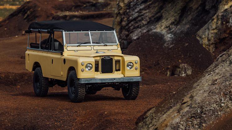 land rover series iii 6 740x416 - Land Rover Series III LWB