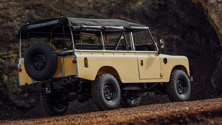land rover series iii 7 740x416 - Land Rover Series III LWB