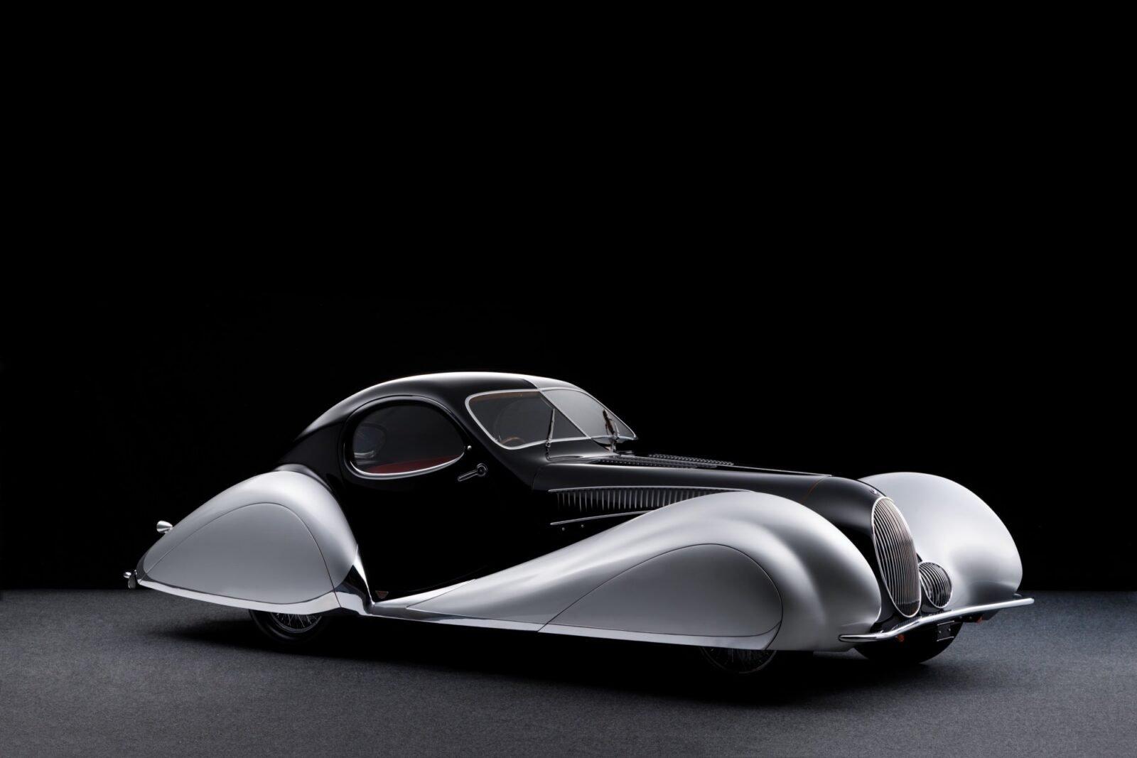 talbot lago car 21 1600x1067 - 1937 Talbot-Lago T150-C SS 'Goutte d'Eau' Coupé