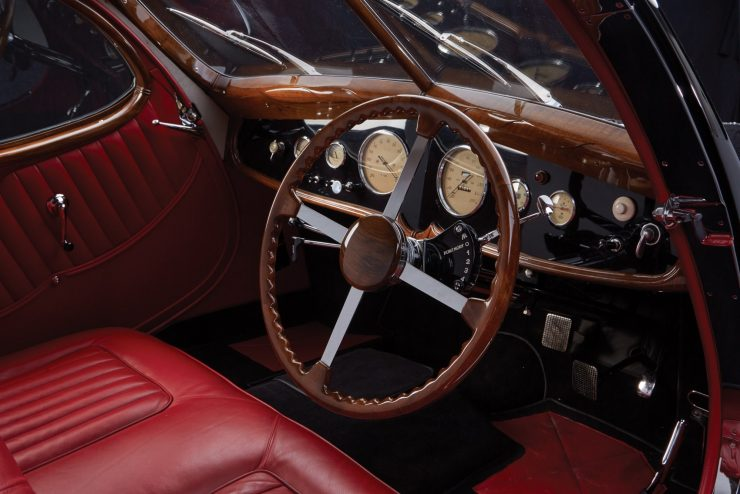 talbot lago car 4 740x494 - 1937 Talbot-Lago T150-C SS 'Goutte d'Eau' Coupé