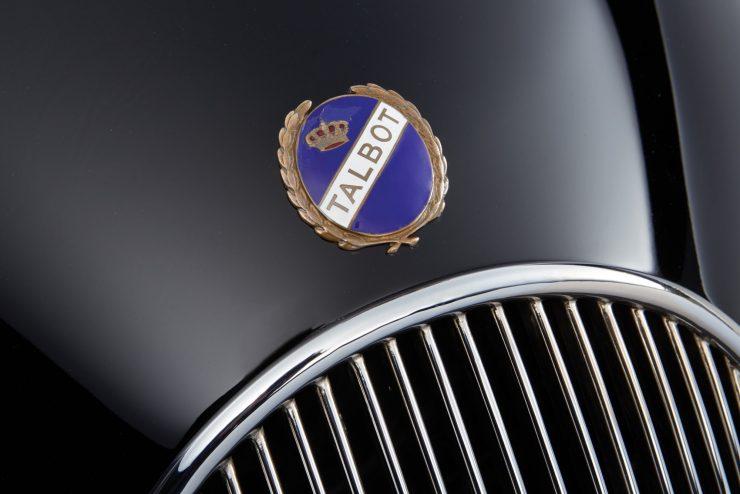 talbot lago car 6 740x494 - 1937 Talbot-Lago T150-C SS 'Goutte d'Eau' Coupé