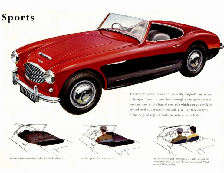 1006 740x572 - The Essential Buying Guide - Austin-Healey 3000