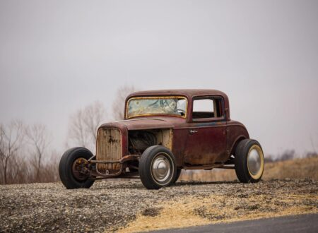 1932 Ford Drag Racer 450x330