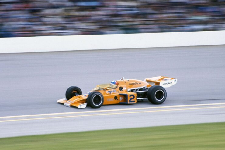 1976 Indianapolis 500 740x495 - 1976 Indianapolis 500 - McLaren's Last Win at the Brickyard