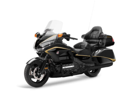 2016 honda goldwing specs review grey metallic gl1800 touring motorcycle 2 450x330 - A Brief History of the Honda Gold Wing
