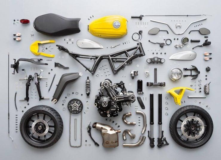 ducati scrambler parts