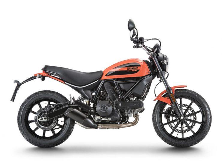 Ducati Scrambler 399cc Sixty2