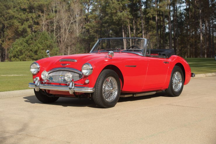 Austin Healey 3000 Mk II 740x493 - The Essential Buying Guide - Austin-Healey 3000