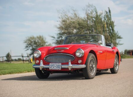 Austin Healey 3000 Mk III 450x330 - The Official Buying Guide - Austin-Healey 3000