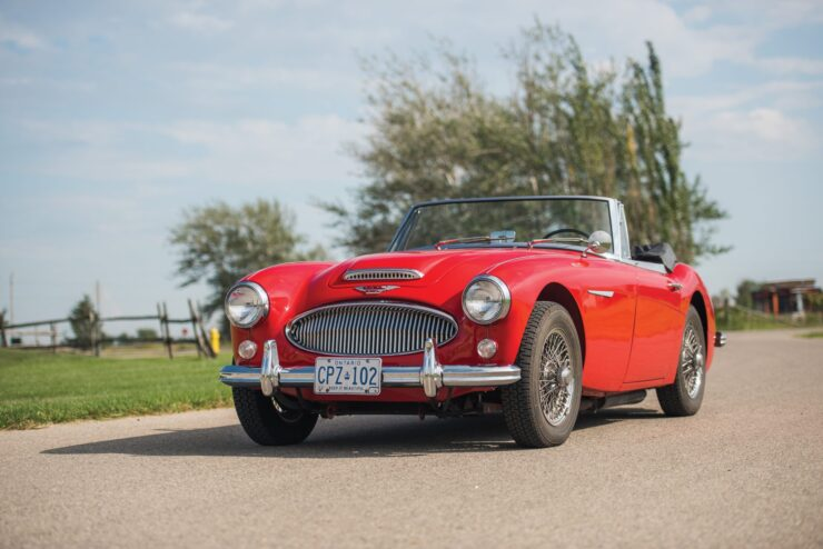 Austin Healey 3000 Mk III 740x494 - The Essential Buying Guide - Austin-Healey 3000