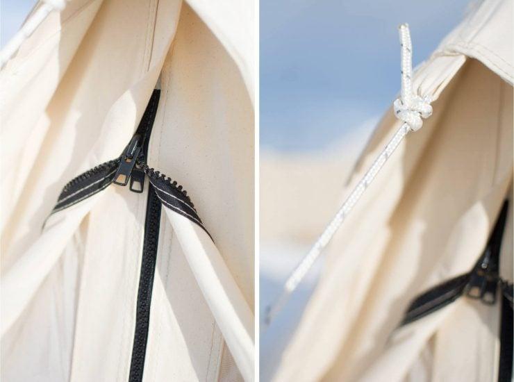Bell Tent 2 740x550 - Overland 5000 Stout Bell Tent